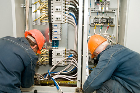 Image result for Commercial Electricians